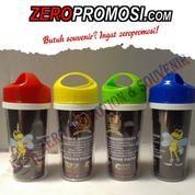 Botol Minum Promosi Souvenir Tumbler Insert Paper