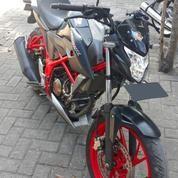 Honda CB 150 R Special Edition Vleg Double