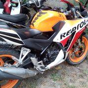 Honda CBR 150R Repsol 2016