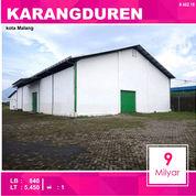 Gudang Luas 5.450 Di Karangduren Pakisaji Kota Malang _ 462.18