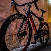 Sepeda Balap Roadbike Police 911