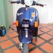 Piaggio Vespa P150 Exclusive 2 Sehat