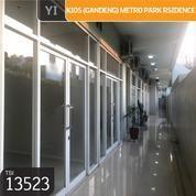 Kios Metro Park Residence, Jakarta Barat, 3,55x6,15m, PPJB