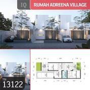 Rumah Adreena Village, Bogor, 6x7m, 1 Lt, SHM