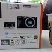 Sony A6000 Camera Mirrorless Kit 16-50mm
