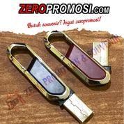 Souvenir Flashdisk FDPL27 - Stainless Key Chain 16GB Termurah
