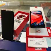 OnePlus 6 8/256GB Fullset Kurang Mulus