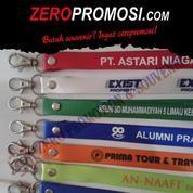 Tali ID Lebar 2.5 Cm Non Stopper Min Order 300pc
