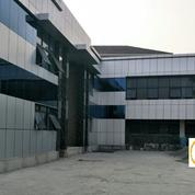 Pabrik Dan Office Baru Di Kamal Raya, Kapuk