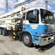 Ready Stok Concrete Pump 35 Meter Siap Pakai Seluruh Indonesia