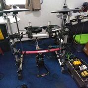 Drum Elektrik Yamaha Dtxpress IV