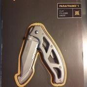 Pisau Lipat / Folding Blade : Gerber Essential Paraframe I