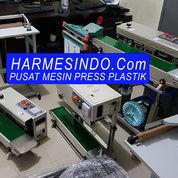 MESIN SEALER PLASTIK MURAH PALU PRESS PLASTIK Alat Perekat Plastik Penyegel Aluminium Foil