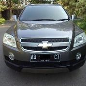 Chevrolet Captiva 2.0L 2010 AT Abu-Abu Diesel