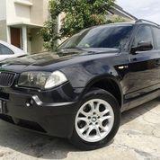 BMW X3 4x4 AT E83 M54 2500cc Thn 2004 Pajak Hidup 100% Full Orisinil
