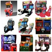 Mesin Arcade Simulasi Video Game
