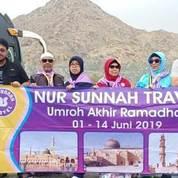 Umroh Akhir Ramadhan Tahun 2020