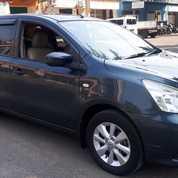 Nissan Grand Livina SV AT New Model 2013 Abu2 Masih Original Rapih