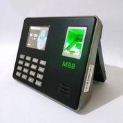 MBB FS800 Mesin Absensi Sidik Jari Praktis Desain Fleksibel Termurah