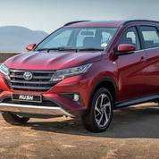 Daftar Harga Teranyar Toyota New Rush (Dealer Toyota Surabaya)