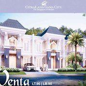 Rumah Komplek CitraLand Gama City (Type Venta) Medan