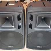 Speaker Aktif Huper HA400 Mulus