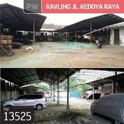 Kavling Jl. Kedoya Raya, Jakarta Barat, 25x52m, 1 Lt, SHM
