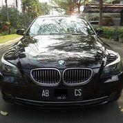 BMW 530I E60 Tahun 2010 Matic Hitam