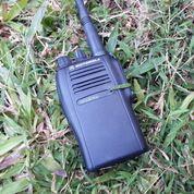 HT Motorola GP328 Plus VHF Seken Mulus Fullset