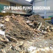 Siap Angkut Buang Puing Tanah Urug Sampah Proyek Jogja