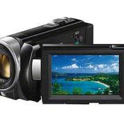 Handycam Projector Sony DCR PJ6 Masih Bagus, Zoom Terang