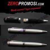 USB Flashdisk Pen LASER 3 IN 1 FDPEN17 4GB - Grafir + Metal Tin Box