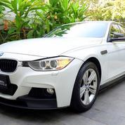 BMW 320i M Performance 2016 White FULL ORIGINAL DAN RECORD Br Jln 25ribu
