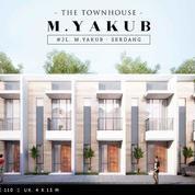 Rumah Komplek M.Yakub TownHouse (Jalan M.Yakub - HM Yamin) Medan