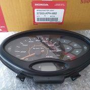 Speedometer Spido Kilometer Assy Digital Karisma D Tromol Original Honda Thailand