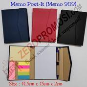 Souvenir Memo Post It 909 Promosi Merchandise Seminar, Event Dan Perusahaan