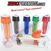 Souvenir Botol Minum Promosi - Infused Bottle Ventor 800ml