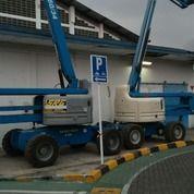 Sewa / RentaL BoomLift Murah Z-45 Surabaya Sidoarjo Pasuruan Mojokerto