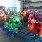 Kereta Panggung Odong Ikan Nemo