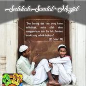 Ayo Sedekah Sandal Masjid Musholla