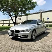 320i SPORT F30 2013 Silver On Black Milleage 34rb Like New Condition