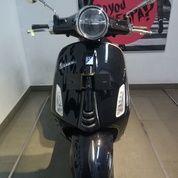 Vespa Primavera S LED 150 I Get ABS (BLACK VULCANO)
