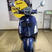 New Vespa Primavera LED 150 I Get ABS (BLUE ENERGIA)