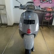 New Vespa Sprint S LED 150 I Get ABS (GREY MATERIA)