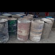 Drum Atau Tong Bekas Malang