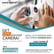 PROMO PASANG CCTV