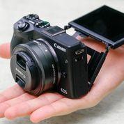 Minat Miliki Kamera Mirrorles Canon Eos M3 Dengan Cicilan Tanpa CC