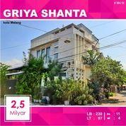 Rumah Kost 11 Kamar Di Griya Shanta Suhat Kota Malang _394.19