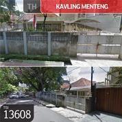Kavling Menteng, Jakarta Pusat, 566 M, SHM