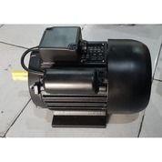 DINAMO ELECTRIC / ELECTRO MOTOR 4 POLE 1 PHASE 1/4 HP 180 WATT TEMBAGA